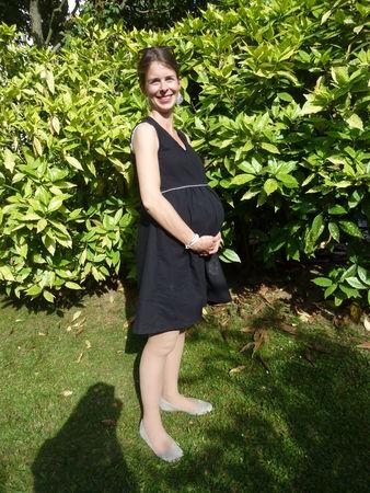 Zouaves et chipette - ¨Patron couture robe de grossesse