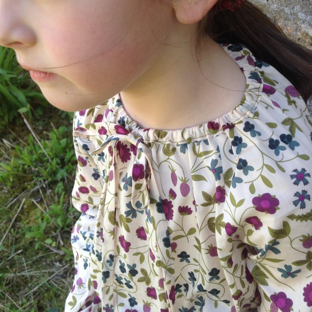 Patron couture Enfant - Blouse Atelier des cigognes